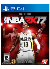 NBA 2K17 - NTSC - Region 1 - PlayStation…