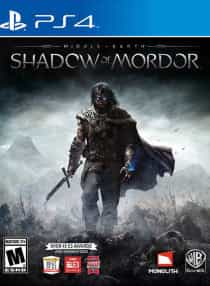 Middle Earth Shadow Of Mordor - PlayStation…