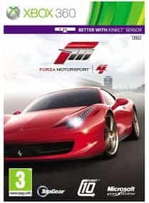 Forza Motorsport 4 - Region 2 - Xbox 360