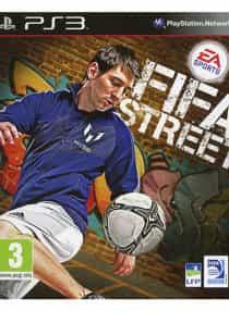 FIFA Street 3 - NTSC - PlayStation 3