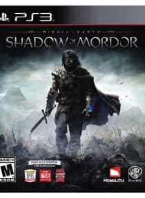 Shadow Of Mordor - PlayStation 3