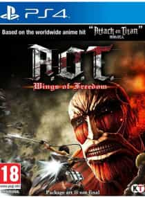 Attack On Titan Wings Of Freedom - PlayStation…