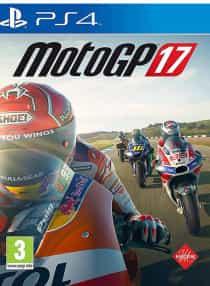 MotoGP 17 - Region 2 - PlayStation 4
