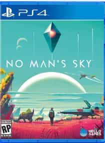 No Man's Sky - Region 2 - PlayStation…