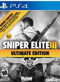 Sniper Elite 3 Ultimate Edition - PlayStation…