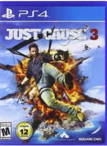 Compare Just Cause 3:  Role Playing Game    PlayStation 4   at KSA Price