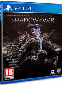 Middle Earth Shadow Of War - PAL -…