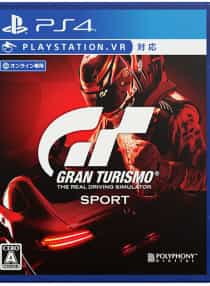 Gran Turismo Sport - Region 2 - PlayStation…
