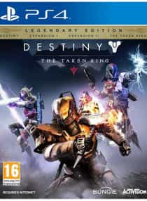 Compare Destiny The  Taken King    PlayStation 4  at KSA Price