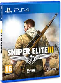 Sniper Elite 3 - PlayStation 4
