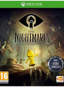 Compare Little Nightmares    Free Region    Xbox One  at KSA Price