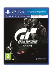Gran Turismo Sport: Day One Edition - PlayStation…