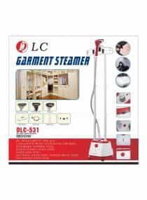 Steam Iron DLC-531 Red/White