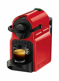 Classic Inissia Coffee Maker Other Red/Black