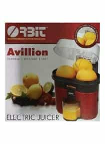 Citrus Juicer 2724295681093 Red/Black
