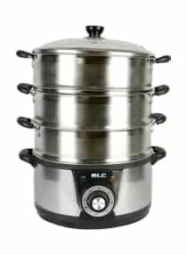 Compare Steam Cooker 1500W H SF 358 Silver at KSA Price