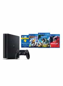 PlayStation 4 Slim 500GB Console With 3 Games…