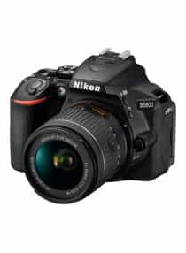 Compare D5600 DSLR Camera With 18 55mm VR  Lens at KSA Price