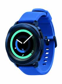 Gear Sport Smartwatch Blue