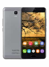 K6000 Plus Dual SIM Grey 64GB 4G LTE
