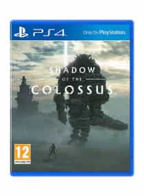 Shadow of the Colossus - Region 2 -…