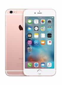 Compare iPhone 6s  Plus Without FaceTime Rose Gold 64GB 4G  LTE   at KSA Price