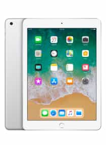 Compare iPad 2018 9.7 Inch, 32GB, Wi Fi, Silver With FaceTime  at KSA Price