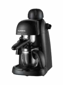 Espresso Coffee Maker 0.24L EL-ESP-17 Black