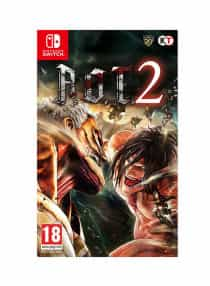 Attack On Titan 2 - Nintendo Switch