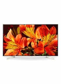 49-Inch 4K HDR Android Smart LED TV KD-49X8500F…