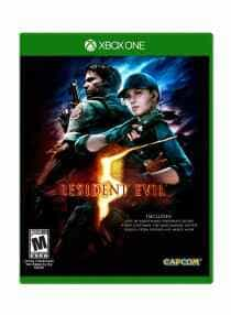 Compare Resident Evil 5     Xbox One  at KSA Price