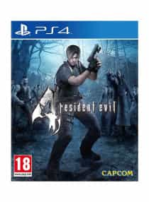 Compare Resident Evil 4     PlayStation 4  at KSA Price