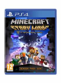 Compare Minecraft Story Mode A  Telltale Game Series    PlayStation 4   at KSA Price