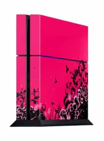 Console Skin Sticker For PlayStation 4