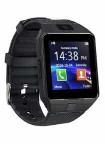 Compare DZ0910 Smartwatch Black at KSA Price