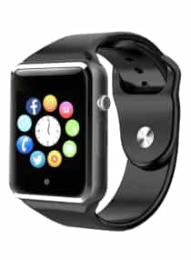 A1 Smartwatch 380 mAh Black