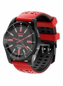 GS8 Smartwatch 300 mAh Black/Red