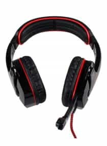 Stereo Over-Ear Gaming Headset With Microphone