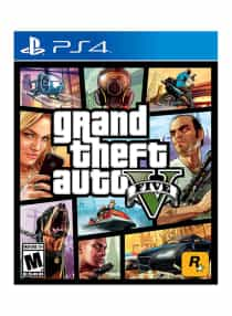 Grand Theft Auto V - PAL - PlayStation…
