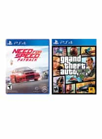 Need For Speed Payback + Grand Theft Auto V…