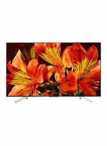 75-Inch 4K HDR Android TV KD-75X8500F Black
