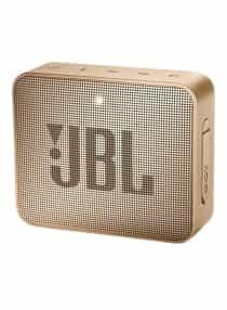 GO 2 Portable Bluetooth Wireless Speaker Champagne…