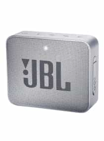 GO 2 Portable Bluetooth Wireless Speaker Grey