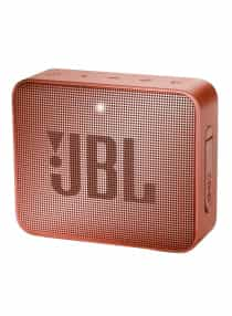 GO 2 Portable Bluetooth Wireless Speaker Cinnamon