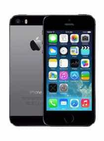 iPhone 5s With FaceTime Space Grey 64GB 4G LTE