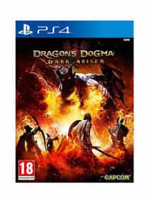 Compare Dragon Dogma Dark Arisen    PlayStation 4   at KSA Price