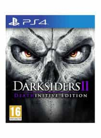 Darksiders 2 Death Initive Edition - PlayStation…