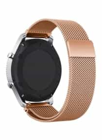 Compare Stainless Steel Band For  Samsung Gear S3  Watch Rose Gold at KSA Price
