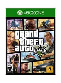 Grand Theft Auto 5 - Xbox One