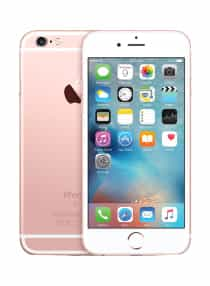 iPhone 6s Without FaceTime Rose Gold 16GB 4G…